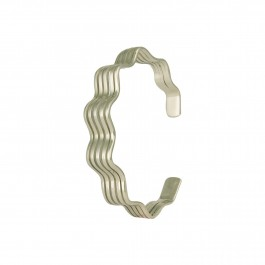 Modernist Zig Zag Bracelet