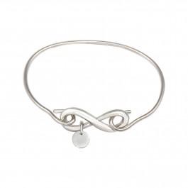 Plain Infinite Bracelet