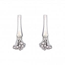 Floral Bouquet Stud Earrings
