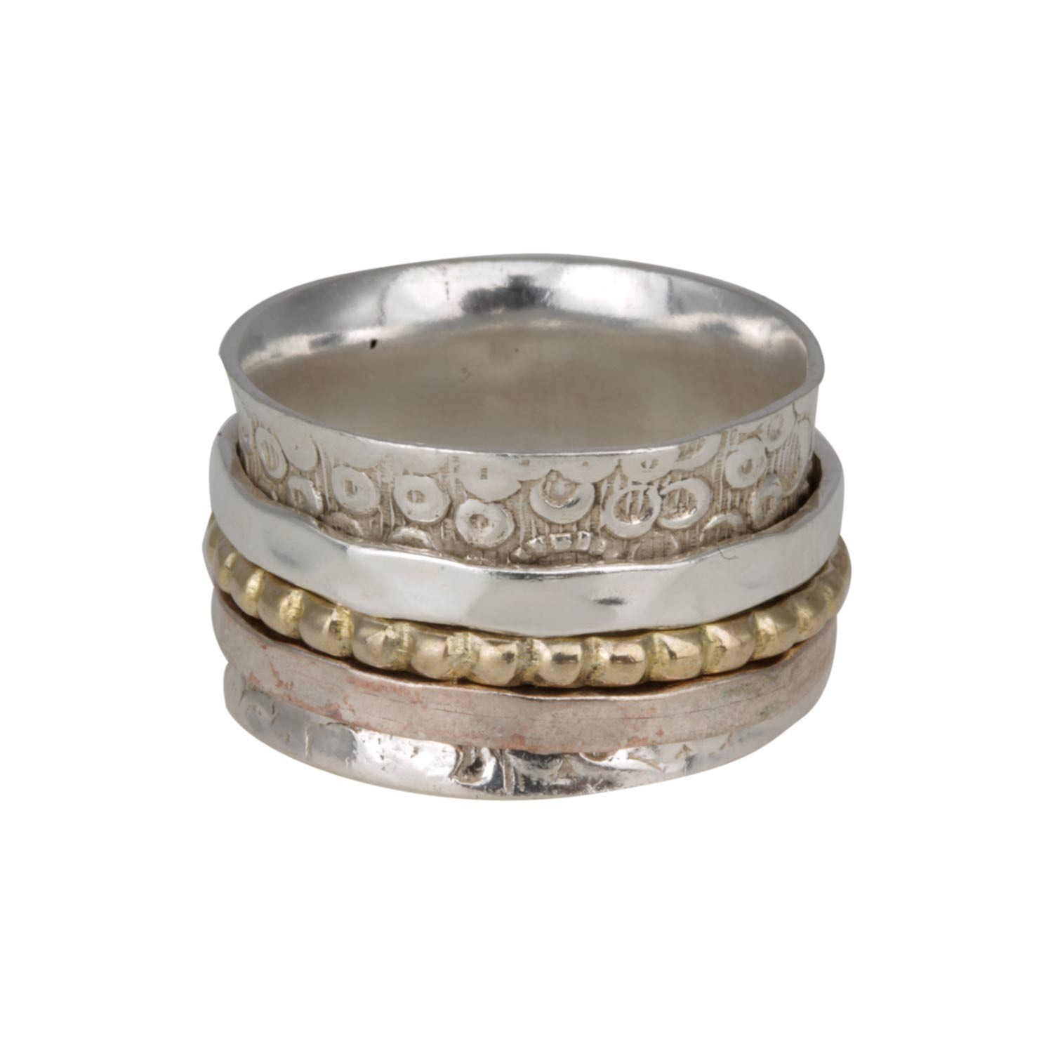 Winds of Change Band Ring