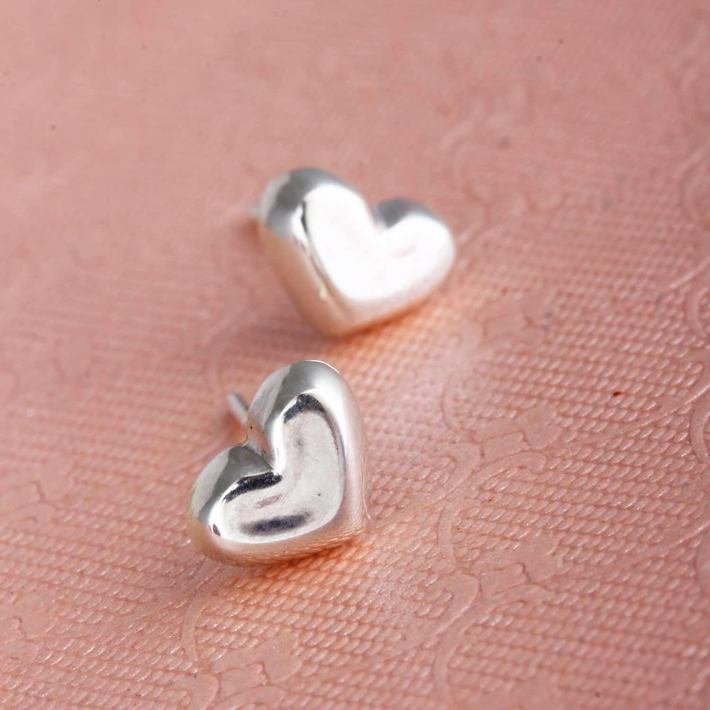 My Little Heart Stud Earrings