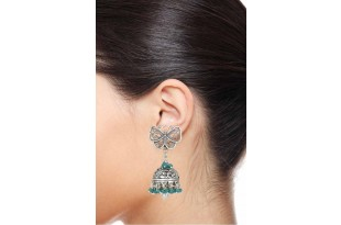 Beautiful Butterfly Jhumka Earring for Women and Girls