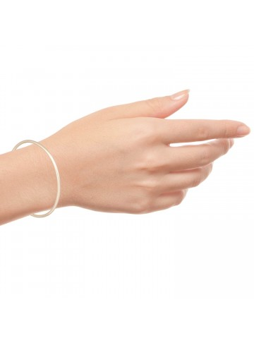 Delicate Sweet Simple Bangle Bracelet