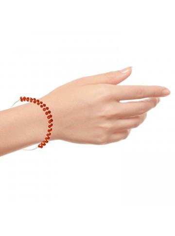 Queen Carnelian Bracelet