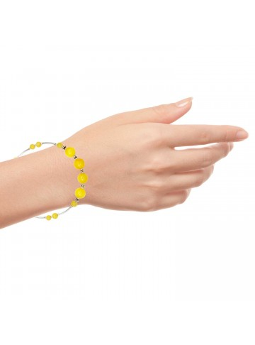 Yellow Fantasy Bracelet