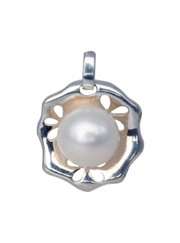 Unique Pearl Pendant