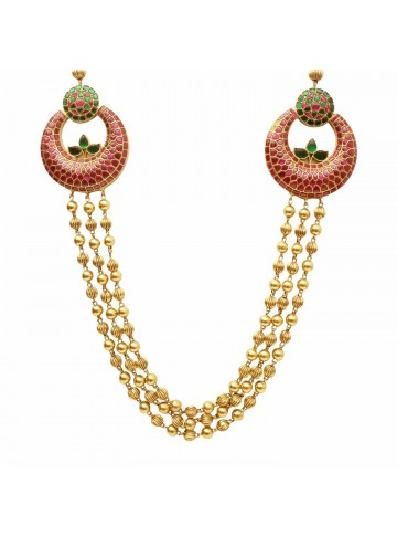 Mudita Gold Multiple Layer Necklace