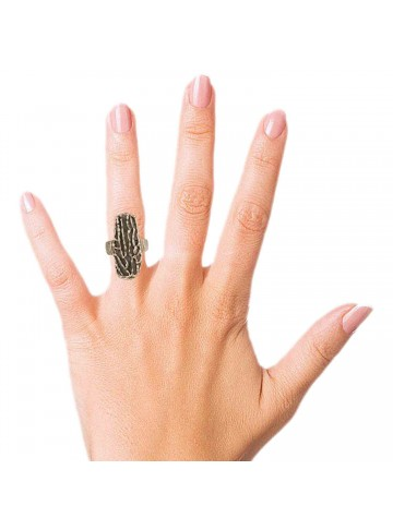 Antique Style Cocktail Ring