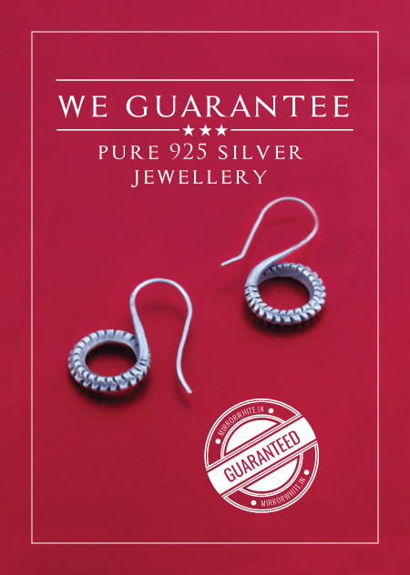 Pure 925 Silver Jewellery Online
